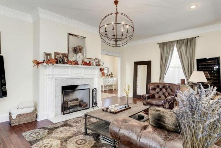 exclusive airbnb mansion washington dc