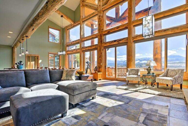 estes park airbnb home