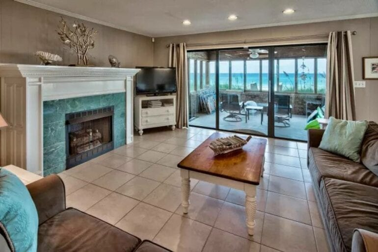 panama city beach airbnb home