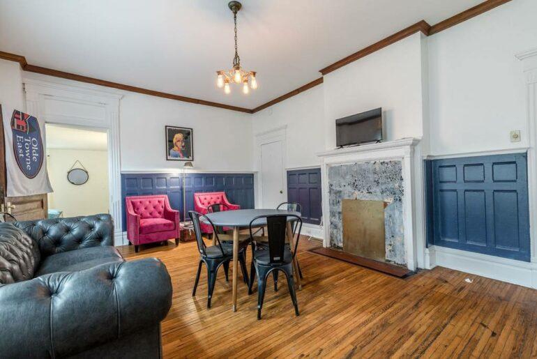 historic mansion columbus ohio