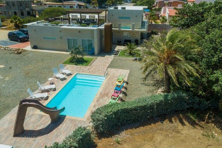 airbnb home near aruba beaches