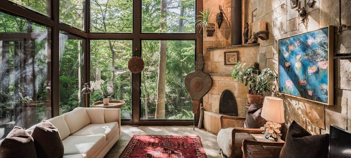 Is this Giant Treehouse the Coolest Airbnb in Texas