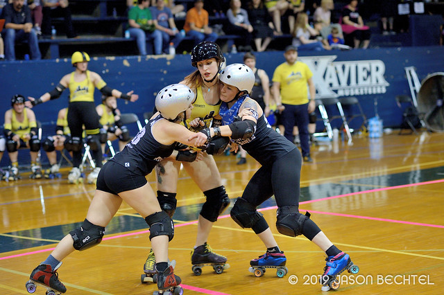 Game Recap: CRG Splits Double-Header with Steel City