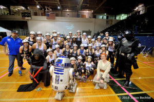 CRG Star Wars Night