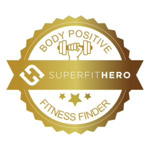Superfit Hero Body Positive Fitness Finder