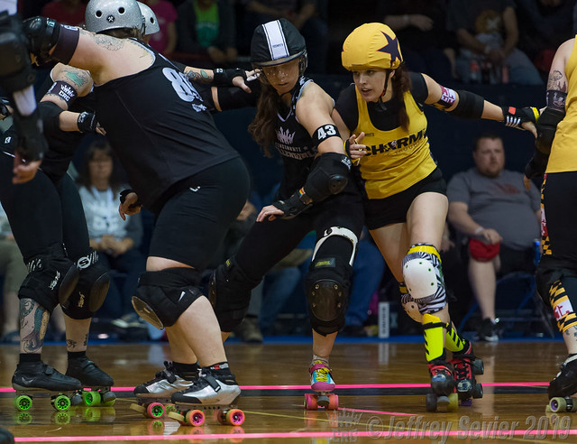 Game Recap: CRG Collects Two Wins Over Charm City