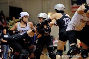 Cincinnati Rollergirls vs. Oklahoma Victory Dolls