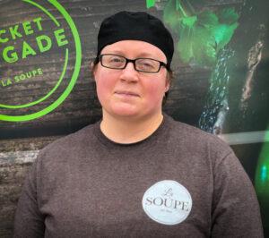 La Soupe Executive Chef Miranda Maszk