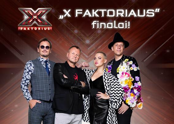 X Factor LT 2012-2019