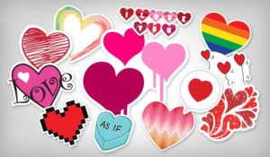 HeartStickers