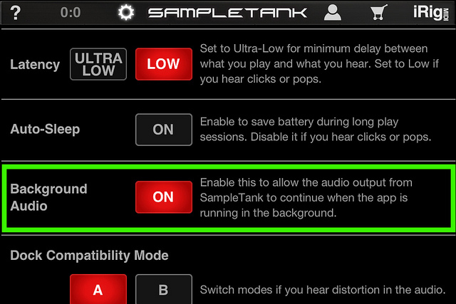 SampleTank-enable-background-audio-iPhone-Touch