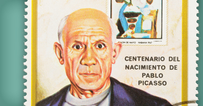 The Socionomist Paints Picasso