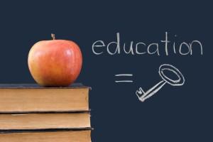 Education-equals-money