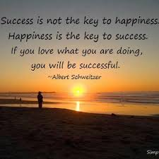 Your Key to Success is Action