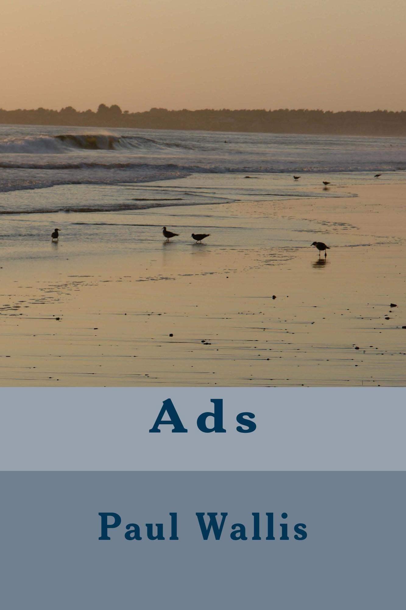 Ads book by Paul Wallis