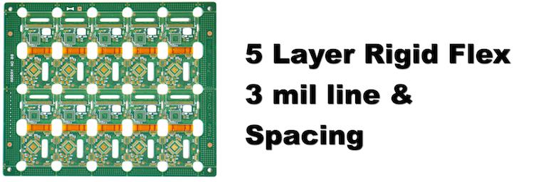 5 Layer