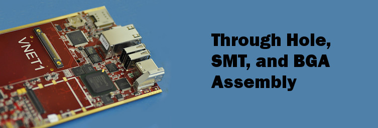 SMT and BGA Assembly