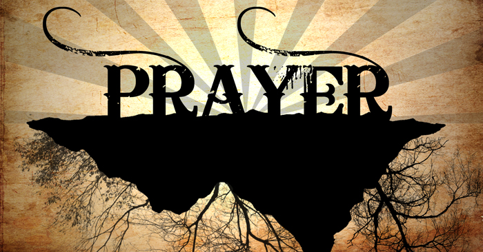 Here is a youth lesson for the students to realize they don't have to have the right words or the right style to pray.