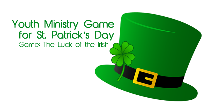 Here is a game for St. Patricks day, based on Genesis 45:4-7.