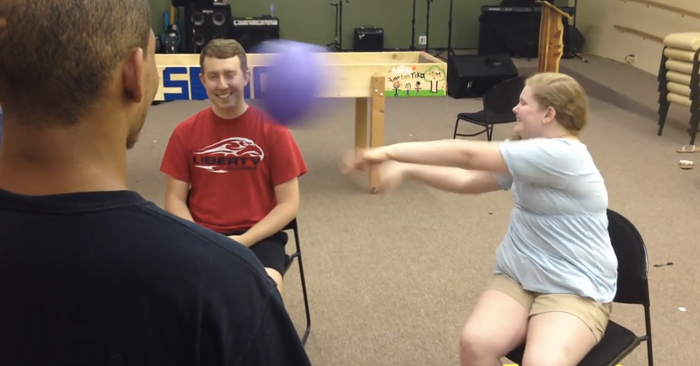 Youth Group Game – Deathball