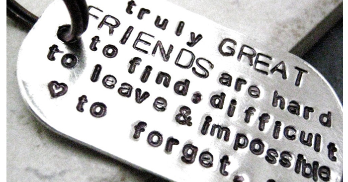 Here is a free youth group lesson to teach students the importance of friendships.