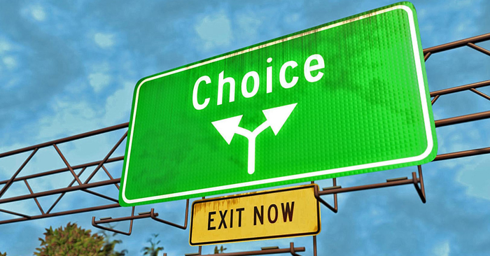 Here is a lesson to help students in your ministry make good choices.