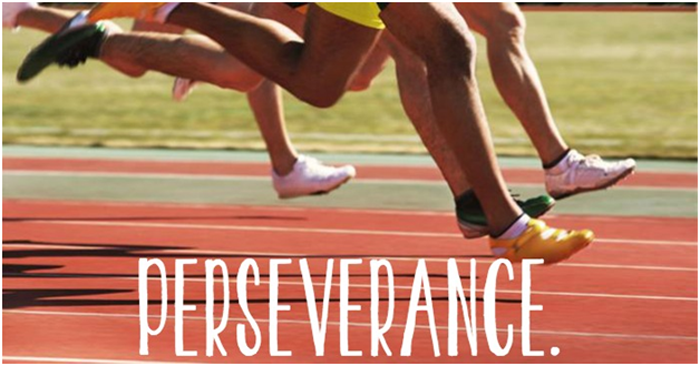 Here is a free youth group lesson to teach students that perseverance is hard, but it is important.