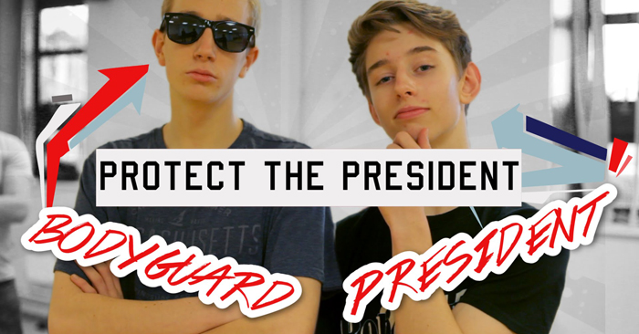 Youth Group Game: Protect the President