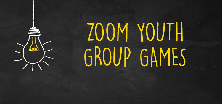Here is a bunch of youth group games your students can play on Zoom or other video platforms.