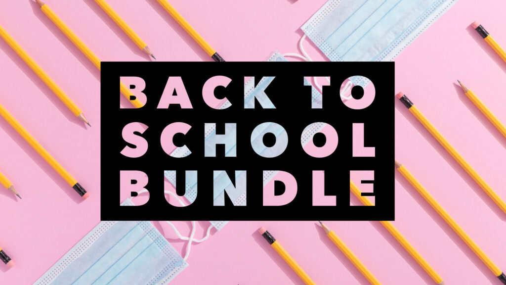 "Save 71% on $280 worth of youth ministry lessons for back to school and beyond. Includes ""A New Normal"" series, which is a brand new release for back to school. Get a total of 8 months of lessons!"