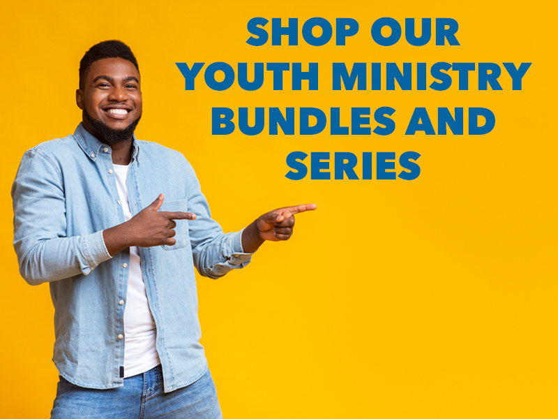 shop our collection of youth group lessons, bundles and games.