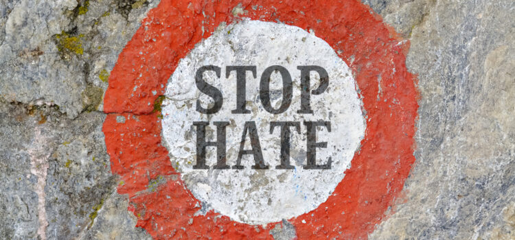 YOUTH LESSON ON RACISM – HATRED (3 of 4)