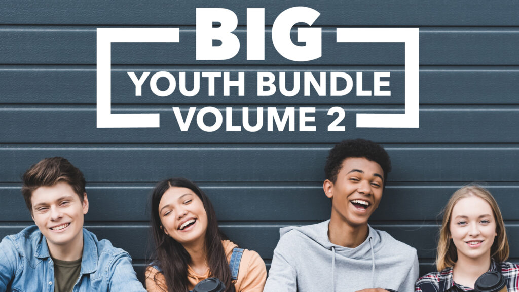 Save 82% on $1,121 worth of youth ministry lessons & games.