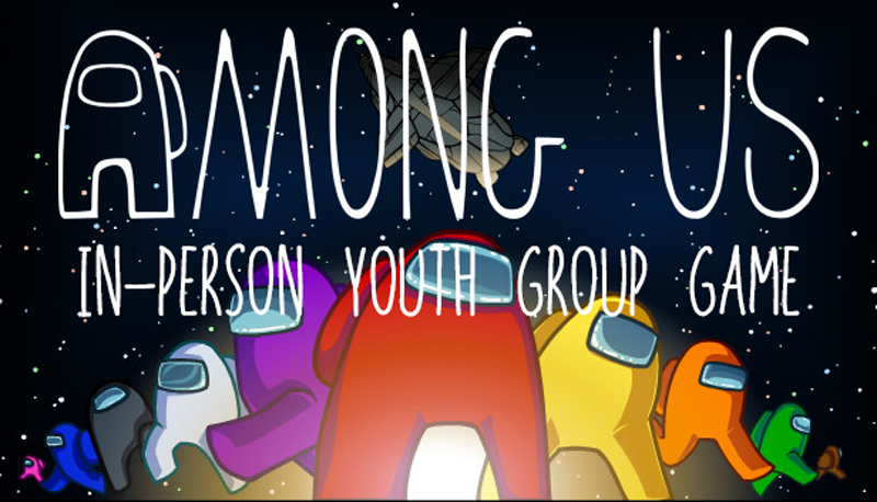 Everything you need to do an Among Us game in your youth group.