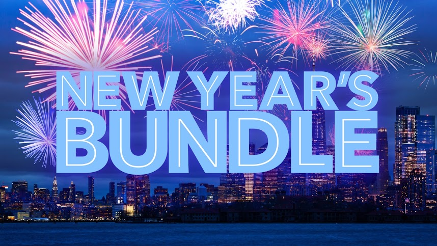 Save 81% on $435 worth of youth ministry lessons and games for the New Year & beyond! Includes Meant for More, our 2021 New Year's series, a total of 11 series & 40 games.
