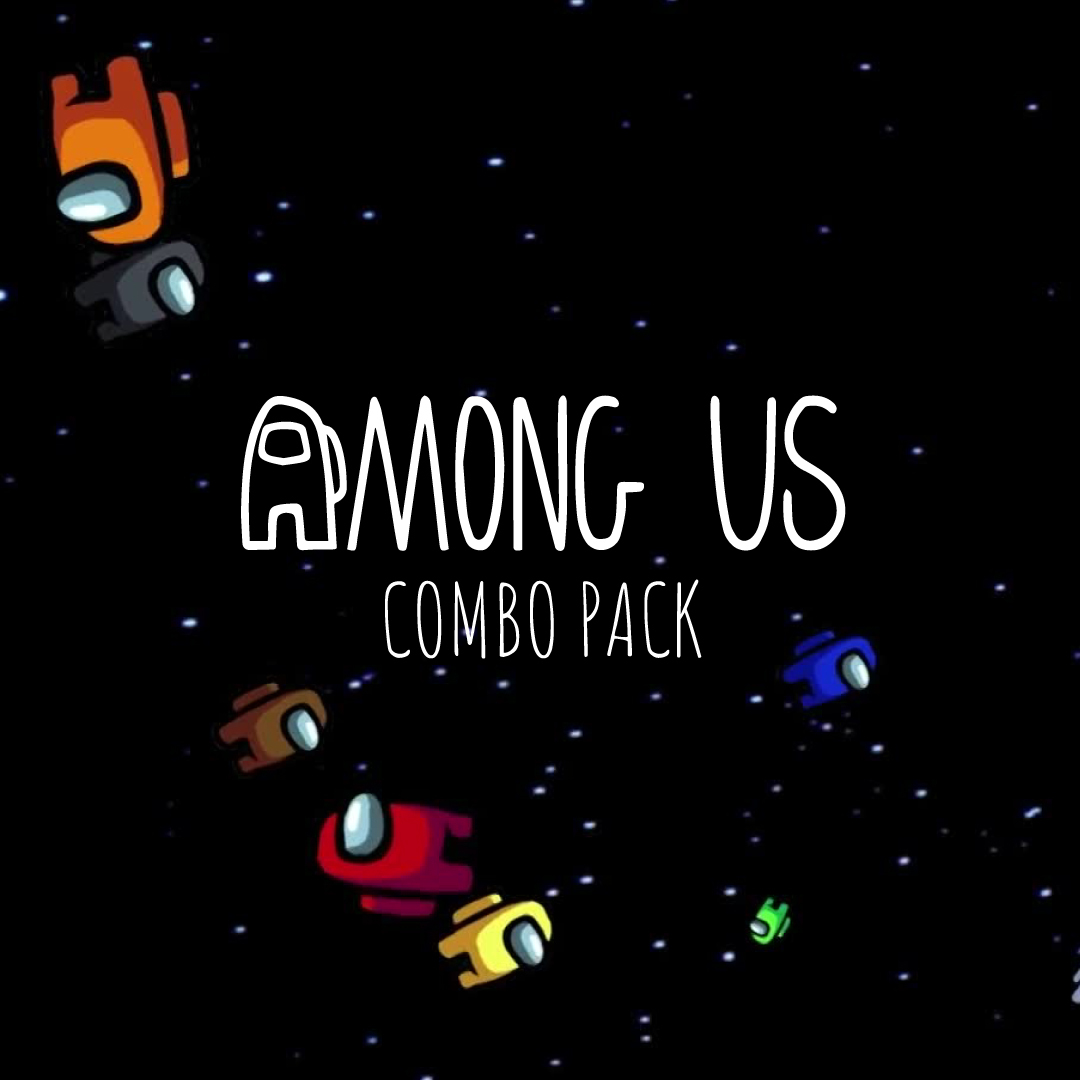 Get the Among Us in-person game AND the Among Us 4-week teaching series.