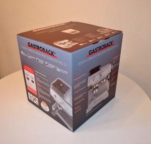 Gastroback Pro G/Breville Barista Express - Box Front