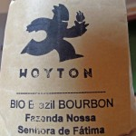 Woyton Coffee Bourbon Brasil Bag