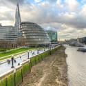London city hall, UK