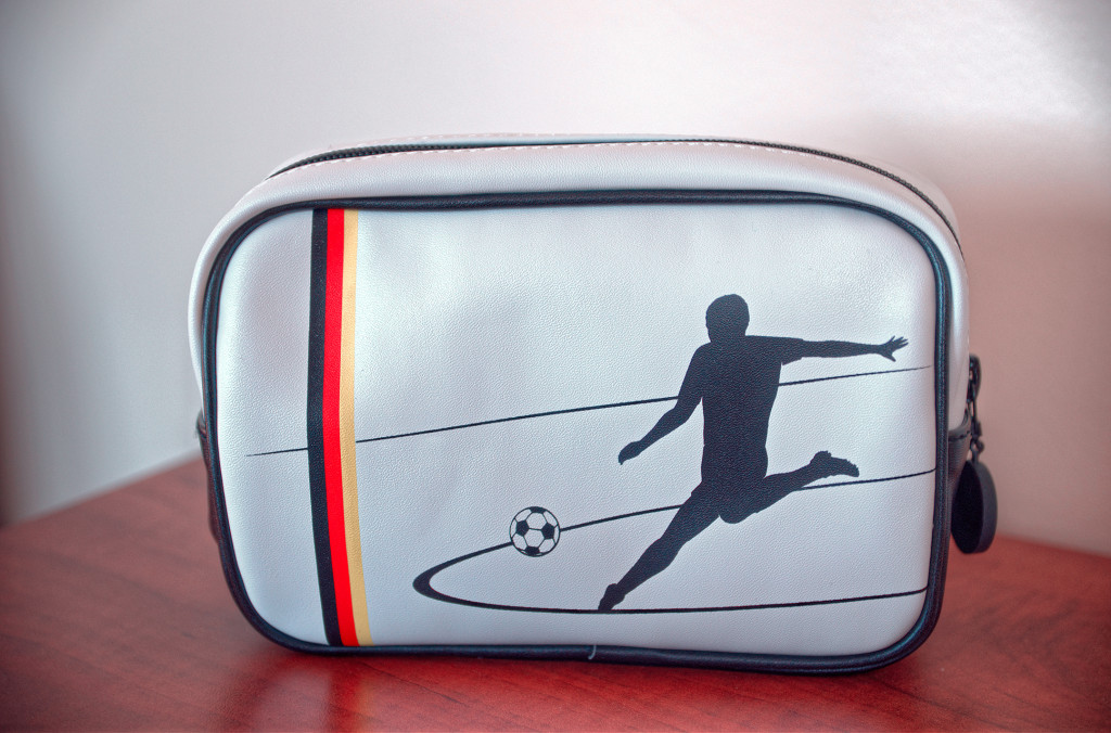 Lufthansa World Cup Limited Edition bag