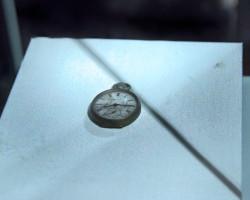 Burnt Pocket Watch, Hiroshima, Japan