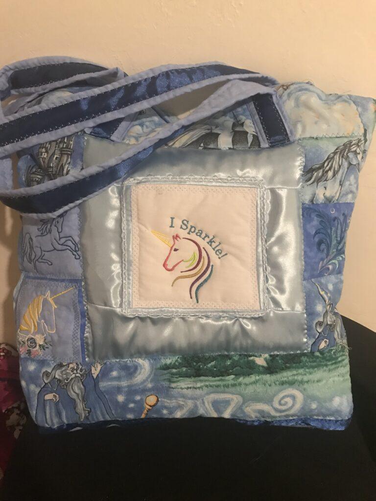 kastlekreations.net Tote Bags