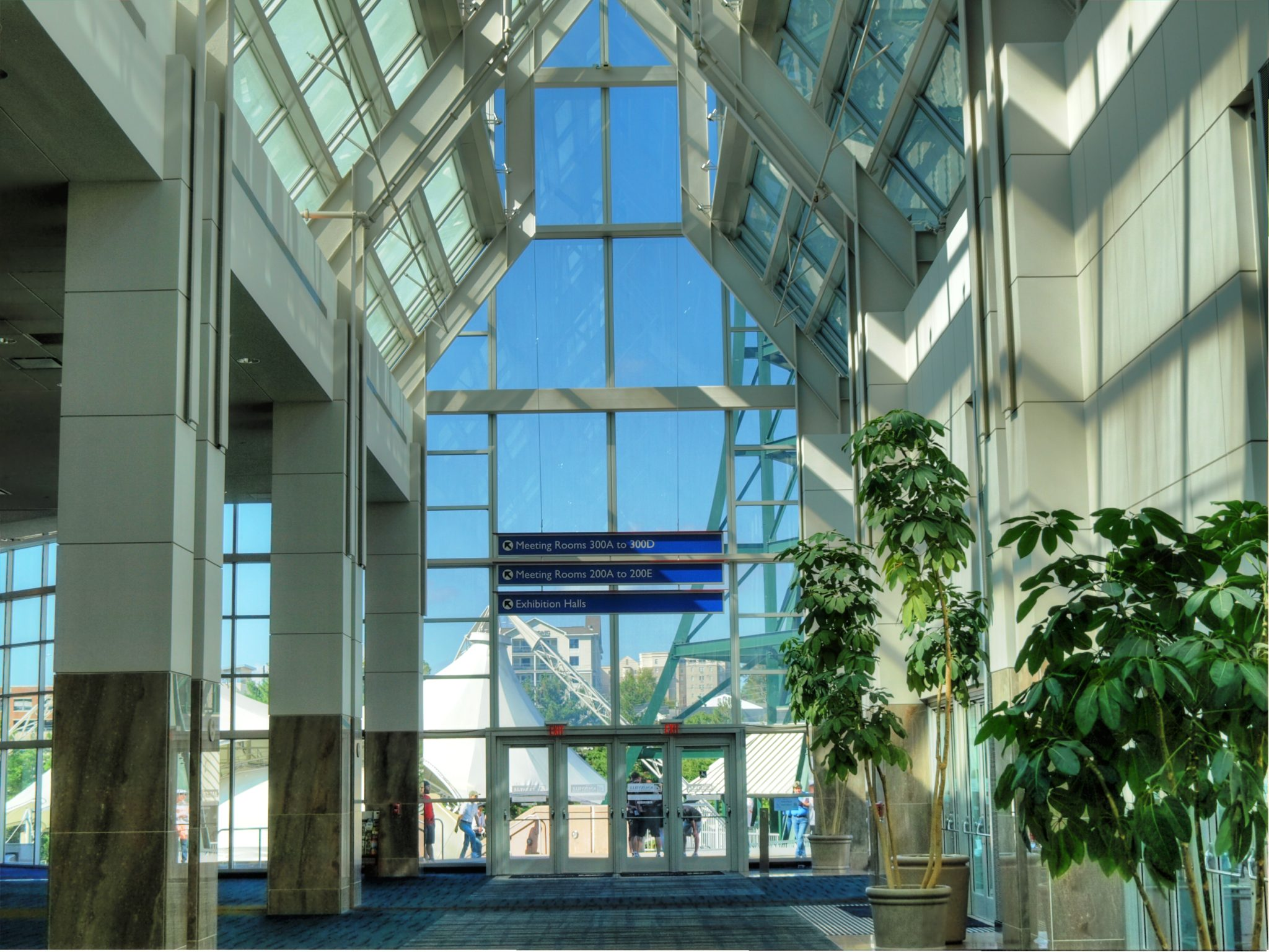 Convention Center Great Hall