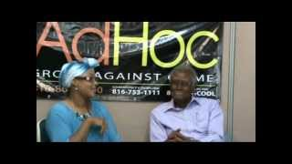 Adhoc Group Against Crime, Alvin Brooks
