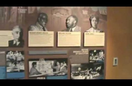 Tour of Black Archives Mid America with Dr.Doretha K.Williams