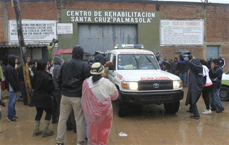 POLICE: AT LEAST 15 DIE IN BOLIVIA PRISON MELEE