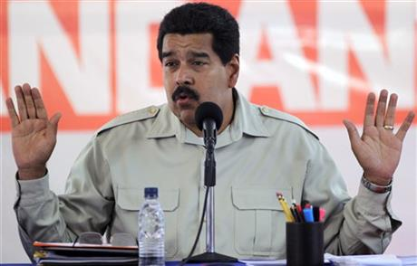 MADURO VS. CORRUPTION: IN EARNEST OR POWER GRAB?