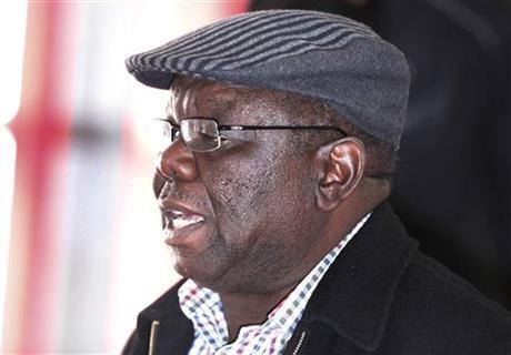 ZIMBABWE OFFICIALS: MUGABE WINS WITH 61 PERCENT