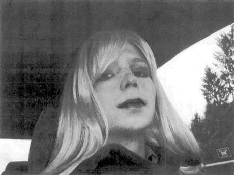 BRADLEY MANNING SAYS HE WANTS TO LIVE AS A WOMAN