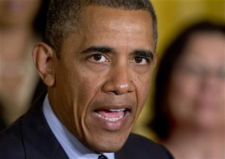 SURVEILLANCE CRITICS FACE OBAMA IN OVAL OFFICE